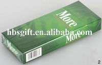 custom printing Eco-friendly paper packaging box for cigarette