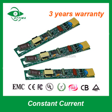 hot sell items 24W non isolated constant current cheap price t8 led driver 350ma