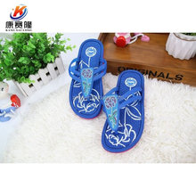 2017 new design customized printing flip flops for ladies