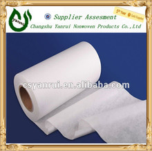 Disposable needle punched non woven fabric for napkin