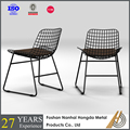metal chairs restaurant wholesale