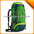 Neon waterproof sports bag hiking backpack for outdoor