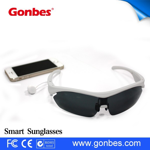 Cool Looking Bluetooth Sunglasses MP3 Player Support Smart Phone