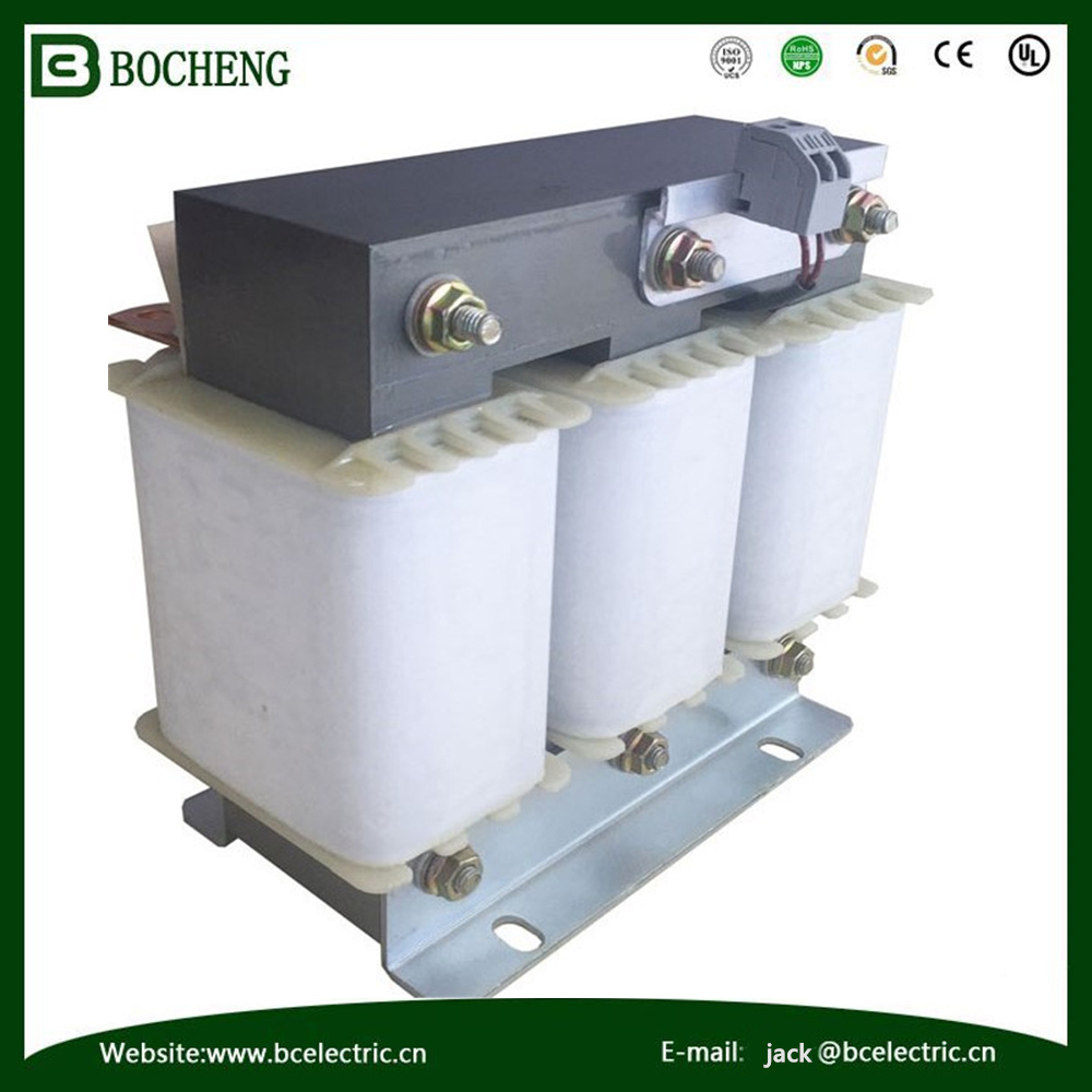 Stainless Steel Industrial 1000l dry type air core choke coil Reactor with price