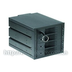 "Standard CD-ROM Drive Bay 3 x 5.25 "" to 4 x 3.5 inch internal enclosure , HDD Converter"