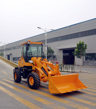 ALT 1000kg mini loader with attachments
