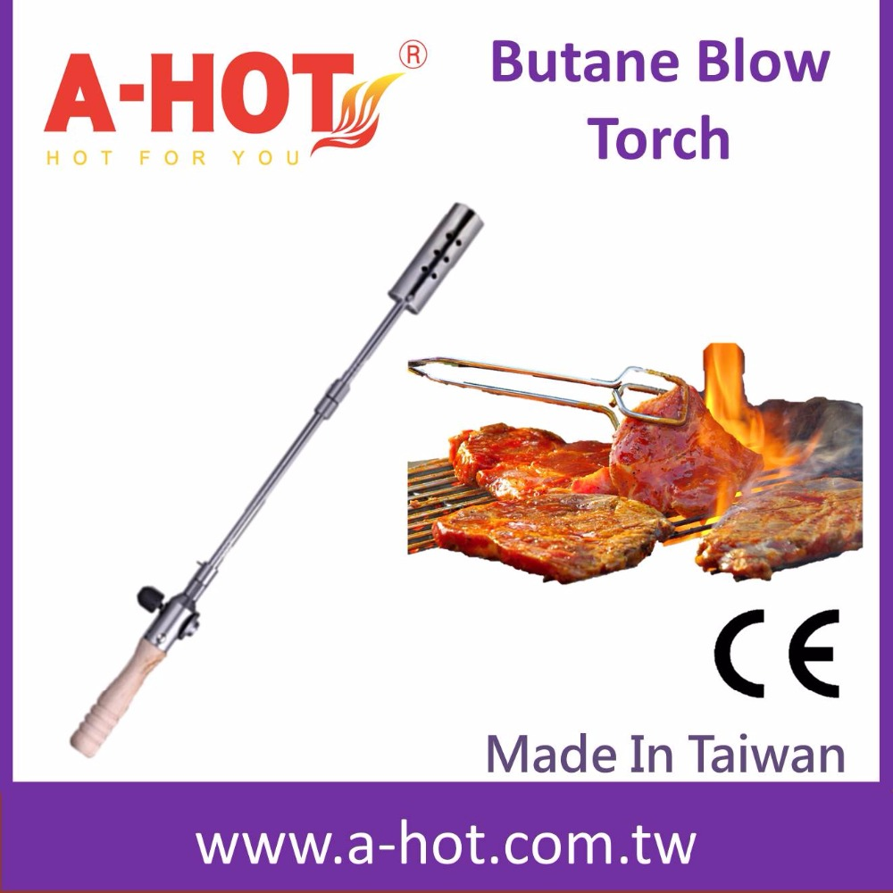 Applicable surface burning industrial blazer torch
