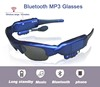 Trade Assurance support waterproof mp3 bluetooth sunglasses 3d vr phone virtual reality glasses with CE FCC ROHS