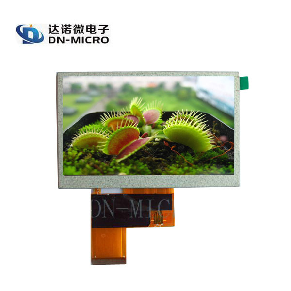 automatic tft display 4.3 inch