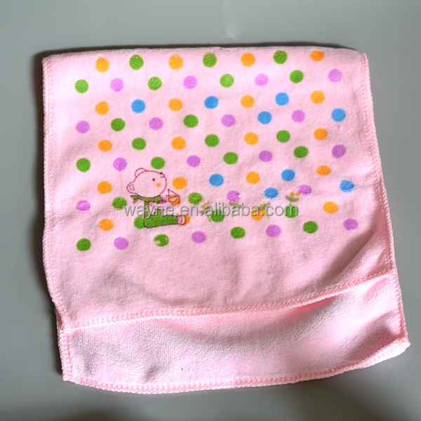 Baby products degreasing washcloth bath cotton towel