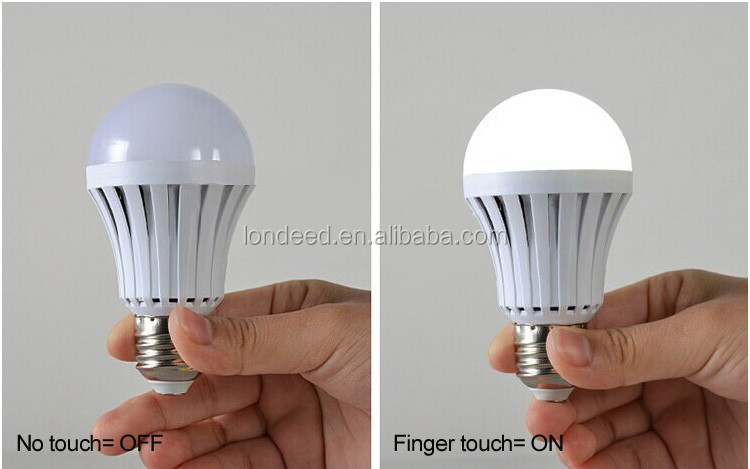 Manufactured Energy Saving Emergency LED Light E27/B22 LED Bulb Lamp 50/60Hz Battery Backup LED Emergency Light for Wholesale