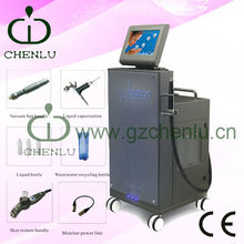SPA5.0 Skin cleaning machine SPA system with water vacuum SPA pen