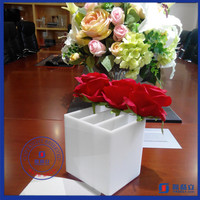 Customized Acrylic Flower Box / Flower Display Stand & Flower Display Rack