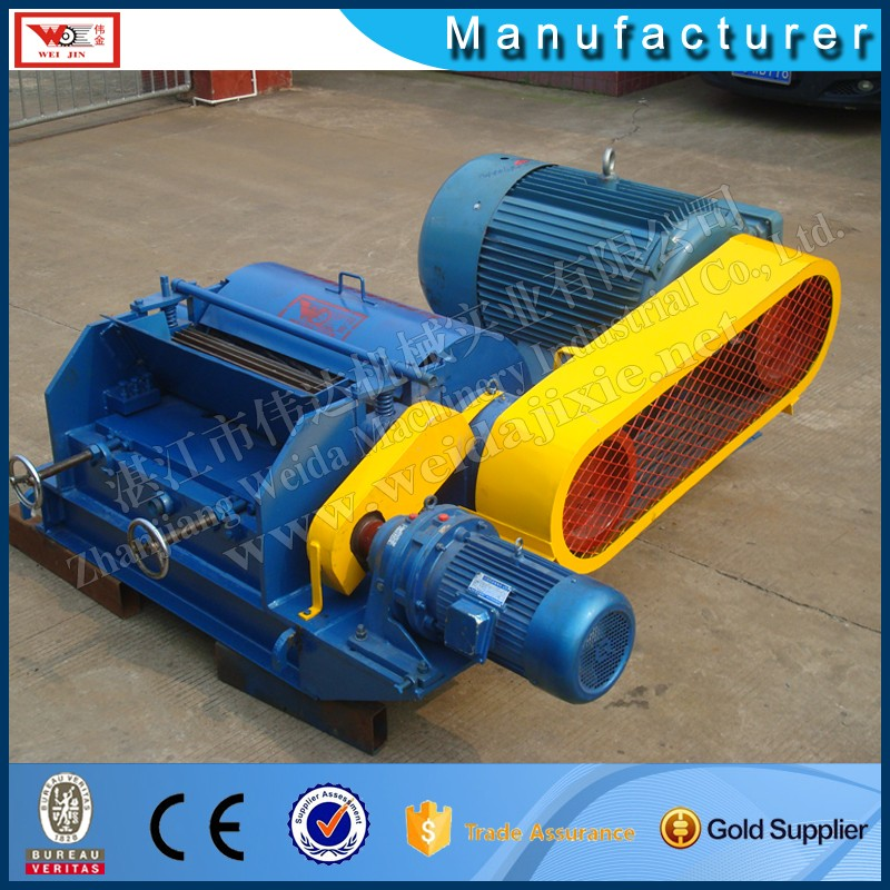 Hot selling rubber tire shredder/ shredding machine blade