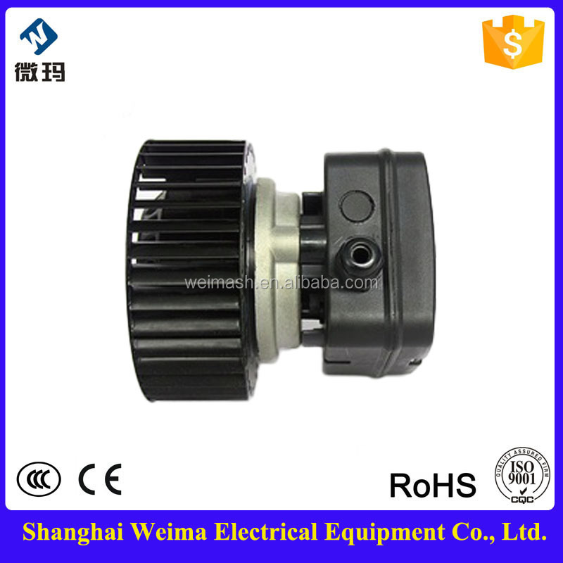 High Quality External Rotor Motor Powered Backward Centrifugal Fan And Low Energy Consumption