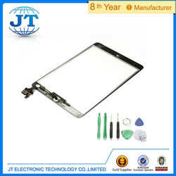 Wholesale 100% Mini Colored Original For Ipad 2 Touch Screen Digitizer Glass