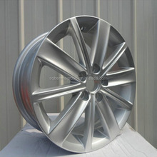 15inch steel wheel/alloy wheel rims/car wheel for VW POLO 2013