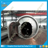 2015 Energy Saving Crude OIl Pyrolysis Oil Waste Oil Distillation Plant Without Pollution