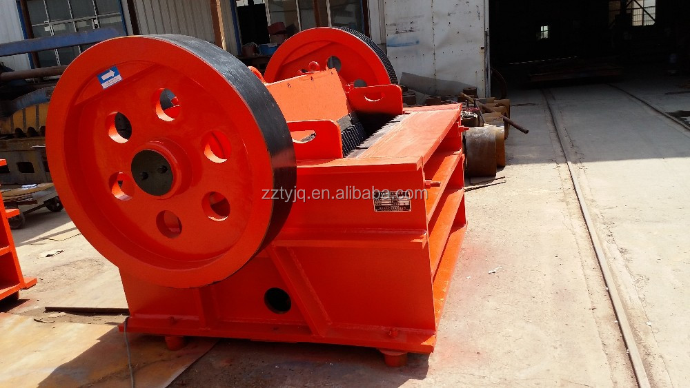 china hot sale mineral using jaw crusher from golden supplier