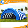 Outdoor camping inflatable clear air dome tent 6-8 person dome tent