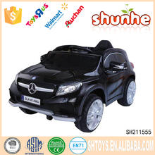 License Children Toys 4 Wheel 12v Battery Powered Kids Ride On Car With Light