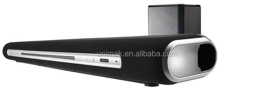 2.1 CH SOUNDBAR WITH WIRELESS SUBWOOFER