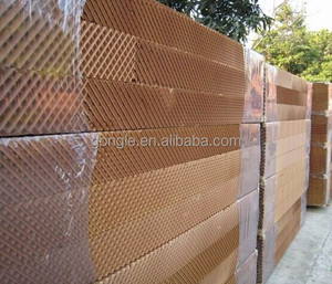 animal husbandry wet curtain / poultry cooling pad