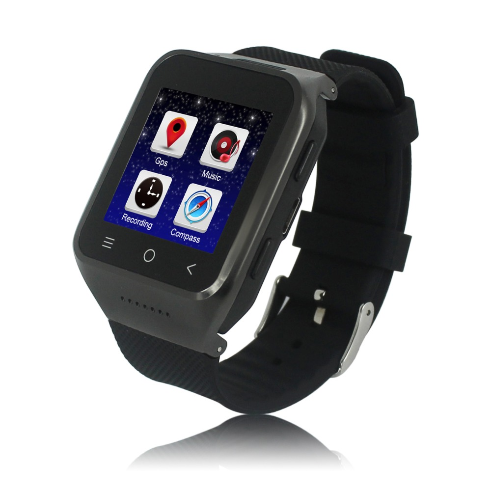 Factory Price Newest Bluetooth Wristwatch Men with Pedometer