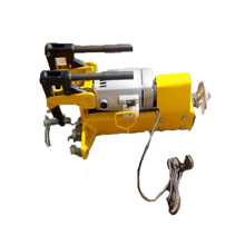 electric hand rail track drilling machine manufacturer in China