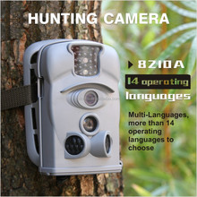 12 Mp Hd Trail Camera 720p Security Camera For Apartment Door