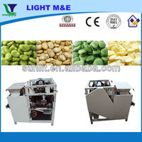 Automatic Stainless Steel Peanut Wet Mung Bean Peeling Machine