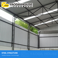 small steel structure warehouse low cost factory high quality prefabricated storage sandwich panel warehouse