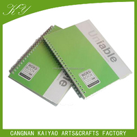 Professional top quality offset printing cheap fancy mini pocket address book