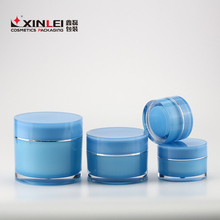 High-capacity Plastic Acrylic Cosmetic Cream Packaging Jar Container