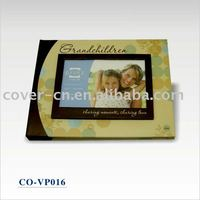 hotsale Recordable Photo Album, voice photo frame as promotion gifts