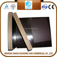 cheap finger joint plywood/phenolic plywood for construction