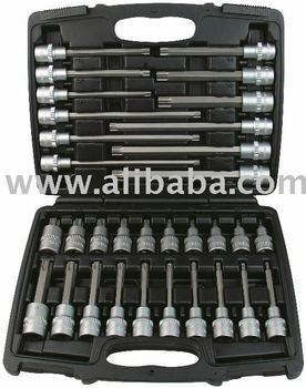 "32 pcs 1/2"" Dr. STAR Bit Socket Set - Hand Tools / Tool Sets"