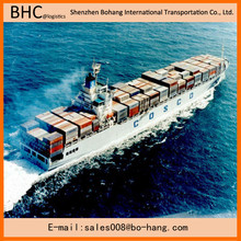 motorcycle by ocean freight from chongqing to ABIDJAN