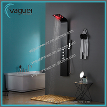 Bathroom Accessories Easy Install Aluminum Composite Shower Panel