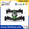 2017 2 4G Small Drone Quadcopter