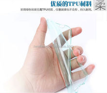 portable install and remove super soft TPU 0.3mm transprent ultra thin case for s5 i9600