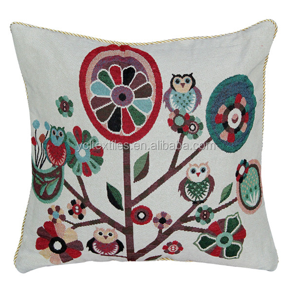 Manufacture 2014 The Newest design Sofa Seat Outdoor Wholesale Cushion Cover