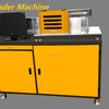 CNC Channel Letter Bending Machine For