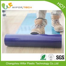 Low price temporary self adhesive plastic film images