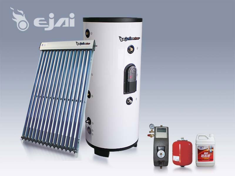 Qualified Solar Thermal Systems With CE, EN12975,SOLAR KEY MARK,ISO,CCC,CE,CSA, F378