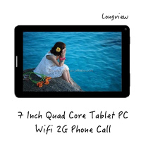 "7inch A33 Quad Core 2G android 4.4 super smart tablet pc 7"" Bluetooth front/rear Camera"