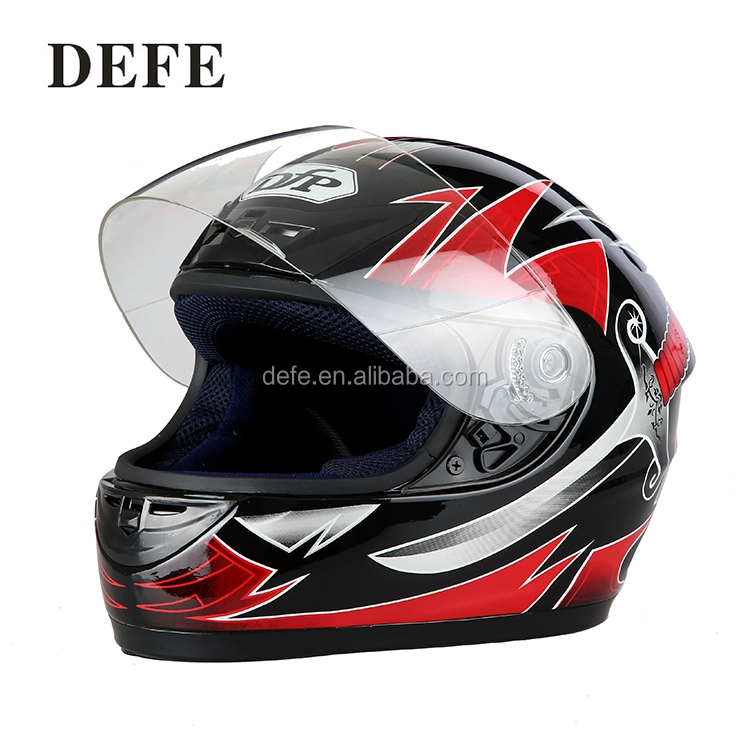 Wholesale chinese unique full face motorcycle helmets