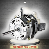 Fan Motor with New Structure Coiling