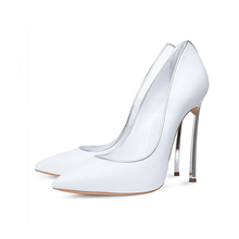 2017 new fashion spring summer women high heels pointed toe sandals shoes pumps party womens plus size female wedding shoe