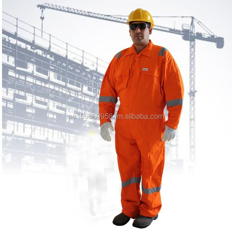 100 % Cotton safety Coverall branded Vaultax,Workland,american tag wholesaler in dubai,uae